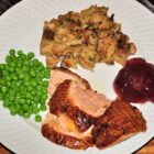 WILD TURKEY: Healthy and Traditional: It's What's 'Fer Dinner