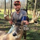 Monstrous November Bucks on the Prowl
